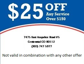 Coupon 25off vacuum repair centennial