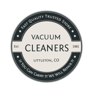 Vacuum cleaner store seal