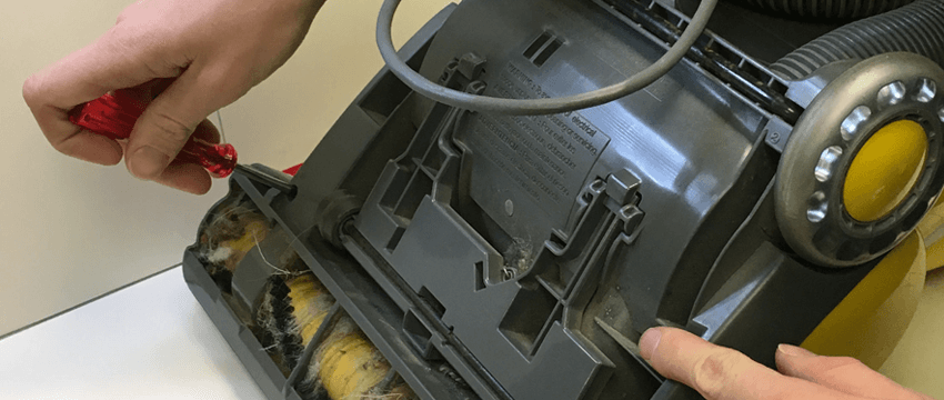 vacuum machine repairs